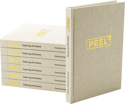 Photo of the PEEL book